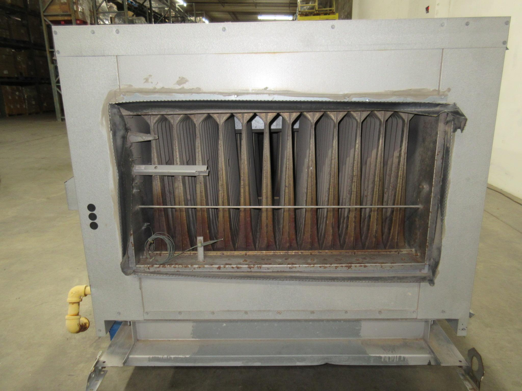 Reznor Rpbl600 8 S 2 H Packed Duct Furnace Industrial